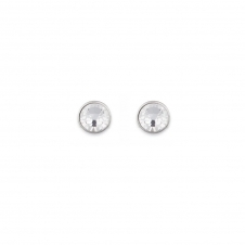 Swarovski Crystal Clear Stud Earrings