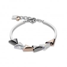 Swarovski Crystals Rose Gold Crystal Bracelet