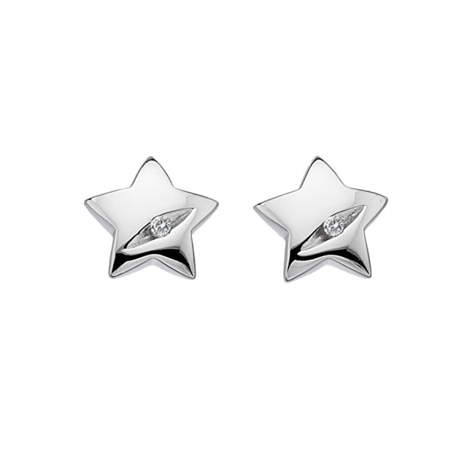Hot Diamonds Shooting Stars Earrings