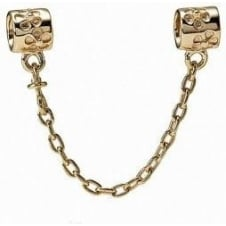 14ct Gold Safety Chain 750312-05