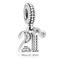 21 Years of Love Pendant Charm 797263CZ