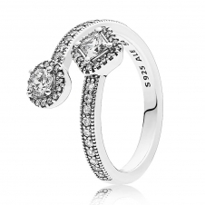 Abstract Elegance Ring 191031CZ