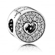 Anniversary Celebration Charm 791977CZ