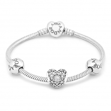 April Birthstone Bracelet B800556