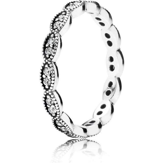 PANDORA Band of Shimmering Leaves 190923CZ