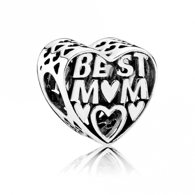 PANDORA Best Mother Charm 791882