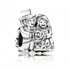 Bride & Groom Charm 791116