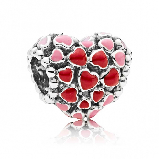 PANDORA Burst of Love Charm 796557ENMX