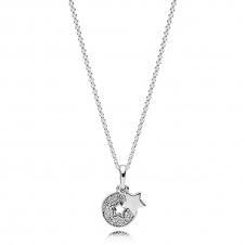 Celebration Stars Necklace 396375CZ-70