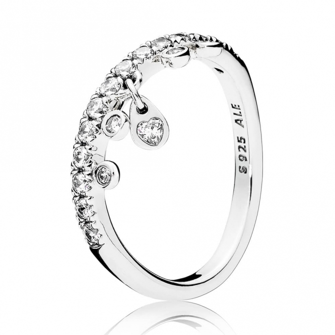 PANDORA Chandelier Droplets Ring 197108CZ