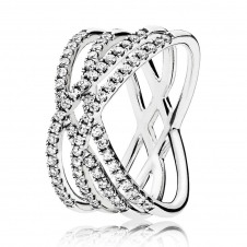 Cosmic Lines Ring 196401CZ