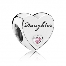 Daughter's Love Charm 791726PCZ
