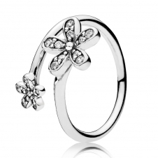Dazzling Daisies Ring 191038CZ