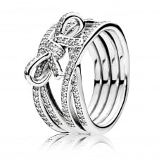 Delicate Sentiments Ring 190995CZ