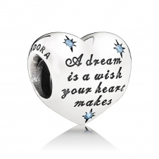 Disney - Cinderella's Dream Charm 791593CFL