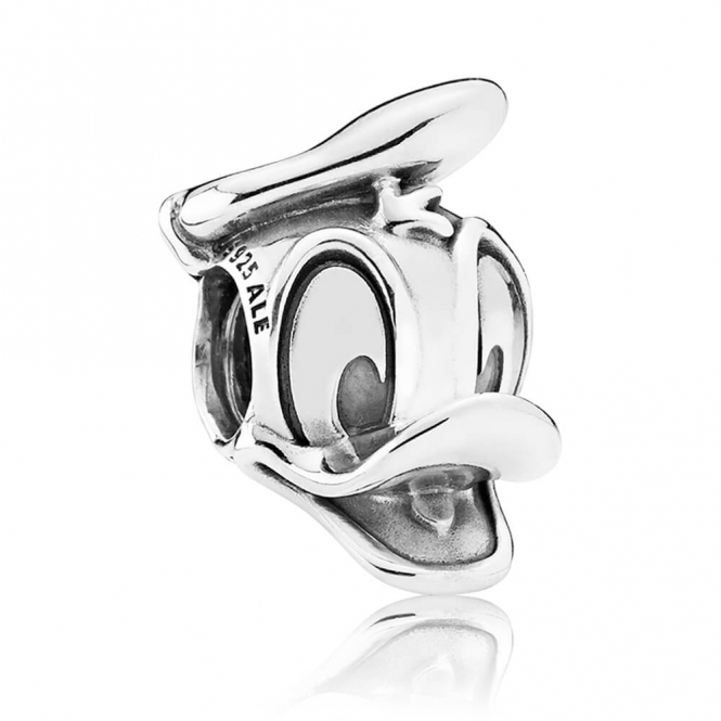 PANDORA Disney - Donald Duck Portrait Charm 792136