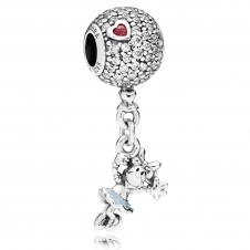 Disney - Floating Minnie Pendant Charm 797171CZ