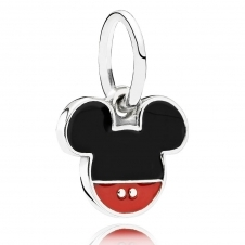 Disney - Mickey Icon Pendant Charm 791461ENMX