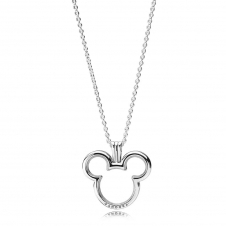 Disney - Mickey Locket Necklace 397177-75