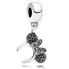 Disney - Minnie Headband Pendant Charm 791562NCK