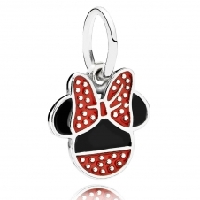 Disney - Minnie Icon Pendant Charm 791460ENMX