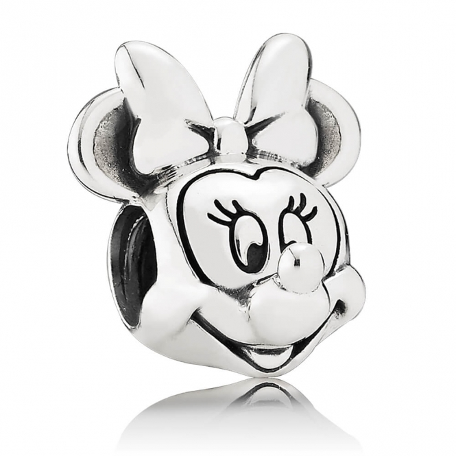 PANDORA Disney - Minnie Portrait Charm 791587
