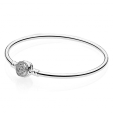 Disney - Moments Beauty and the Beast Bangle 590748CZ