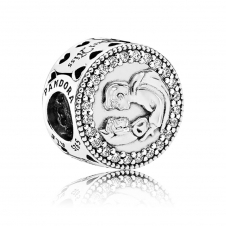 Disney - Snow White 80th Anniversary Charm 792142CZ