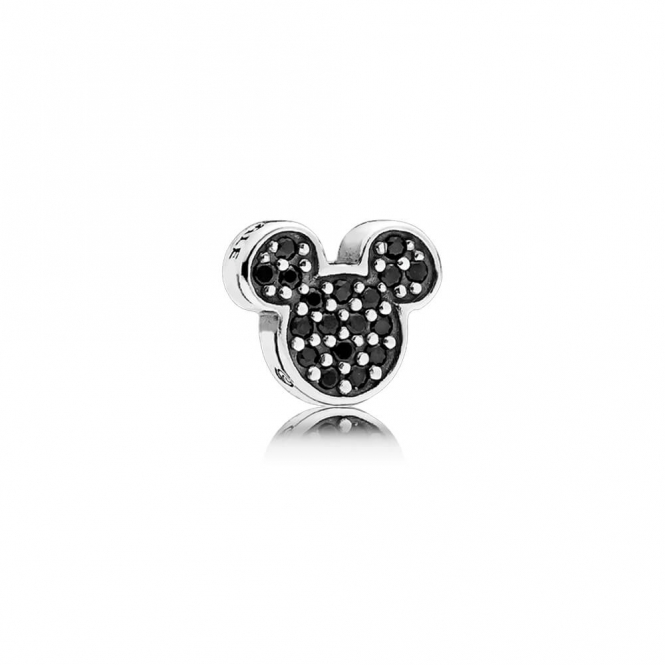 PANDORA Disney - Sparkling Mickey Icon Petite Locket Charm 796345NCK