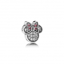 Disney - Sparkling Minnie Icon Petite Locket Charm 796346CZ