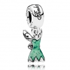 Disney - Tinker Bell's Dress Pendant Charm 792138EN93