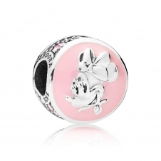 Disney - Vintage Minnie Charm 797170EN96