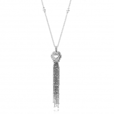 Enchanted Tassel Necklace 397082CZ