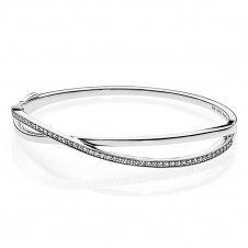Entwined Bangle 590533CZ