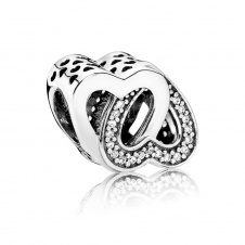 Entwined Love Charm 791880CZ