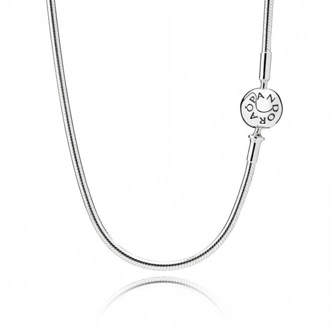PANDORA ESSENCE Collection Silver Necklace 596004