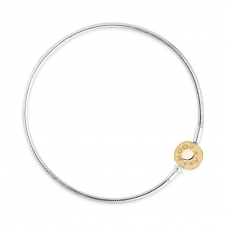 Pandora ESSENCE Collection Two-Tone Bracelet