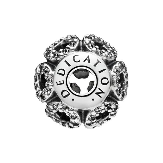 PANDORA ESSENCE DEDICATION Charm 796047CZ