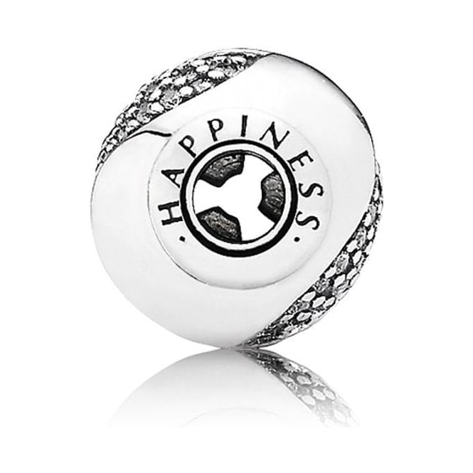 PANDORA ESSENCE HAPPINESS Charm 796021CZ