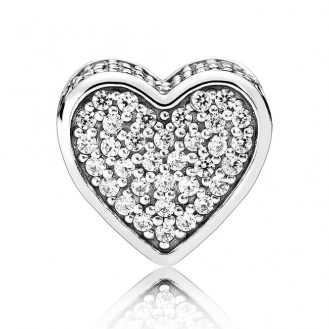 PANDORA ESSENCE Love Charm 796084CZ