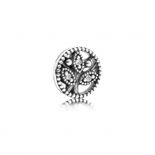 Family Heritage Petite Locket Charm 792165CZ