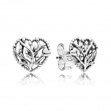 Flourishing Hearts Stud Earrings 297085