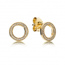 Forever Stud Earrings 267112CZ