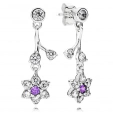 Forget Me Not Drop Earrings 290691ACZ
