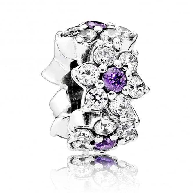 PANDORA Forget Me Not Spacer 791834ACZ