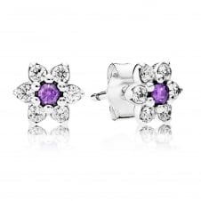 Forget Me Not Stud Earrings 290690ACZ