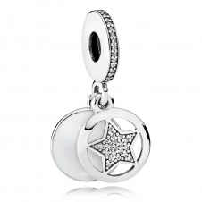 Friendship Star Pendant Charm 792148EN23