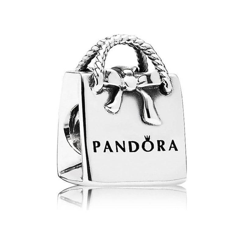 pandora gift bag charm 791184 pandora from gift and wrap uk