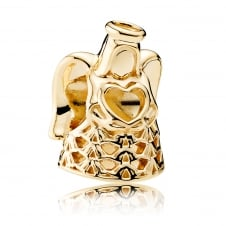 Golden Angel Charm 750999