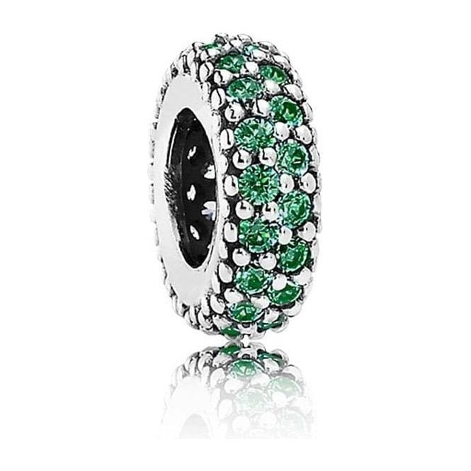 PANDORA Green Pave Inspiration Spacer 791359CZN